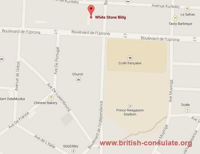 British Embassy in Burundi