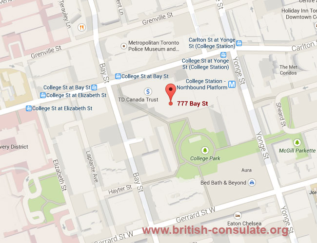 British Consulate-General in Toronto