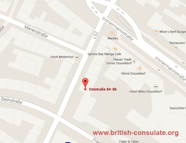 British Consulate-General Düsseldorf