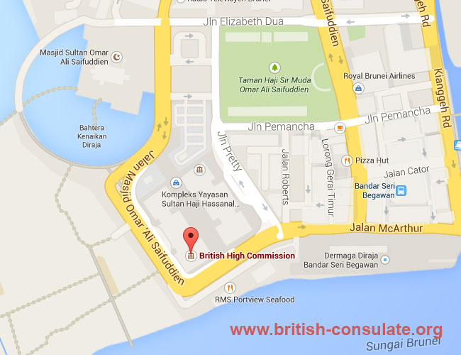 British High Commission in Brunei