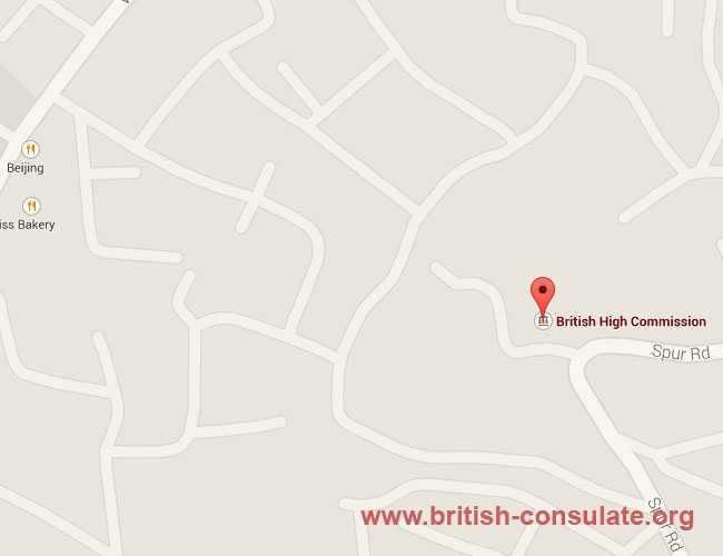 British Embassy in Sierra Leone