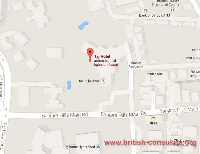 British Deputy High Commission Hyderabad