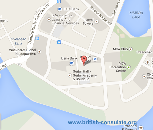 British High Commission in Mumbai