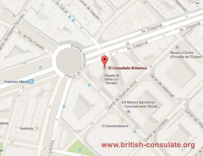 British Consulate General Barcelona