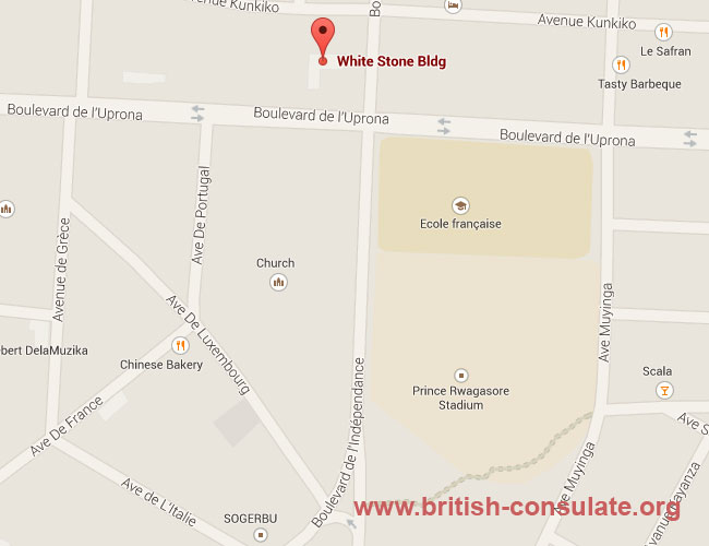 British Embassy in Burundi