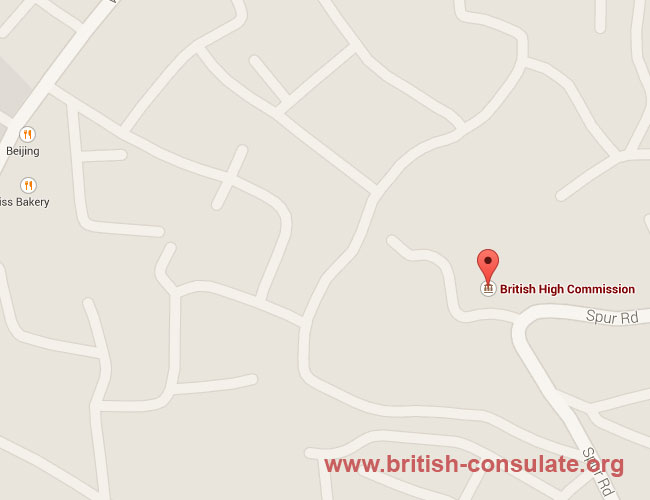 British Embassy In Sierra Leone British Consulate