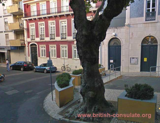 British Embassy in Portugal
