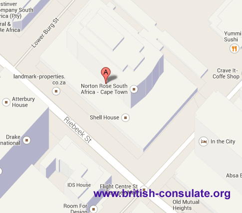 British Consulate General Cape Town