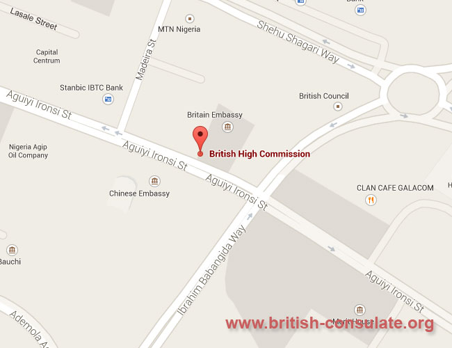 British High Commission Abuja