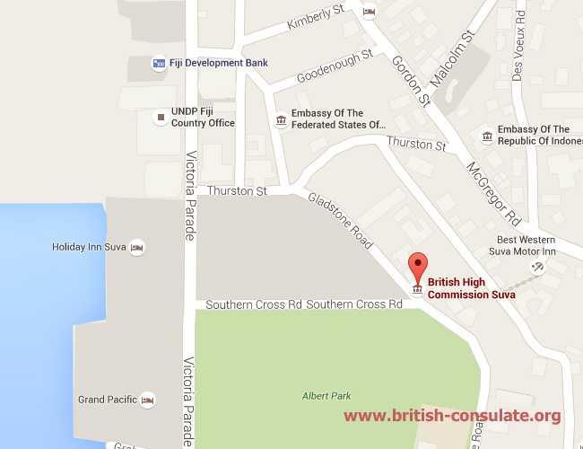 British High Commission in Suva